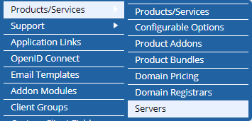 absolutehosting.co.za whmcs directadmin server module