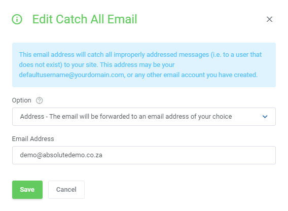 absolutehosting.co.za - catch all details