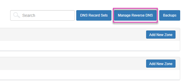 absolutehosting.co.za DNS-manager- page